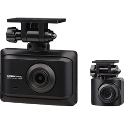 【コムテック】ZDR016 前後2カメラドライブレコーダー