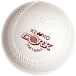 【ナガセケンコー】S1CNEW シンケンコーソフトボール1号 6個セット
