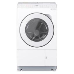 【標準設置対応付】パナソニック NA-LX113AL-W ななめドラム洗濯乾燥機  左開き マットホワイト