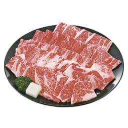 【兵庫県】神戸ビーフ焼肉用 肩ロース700g