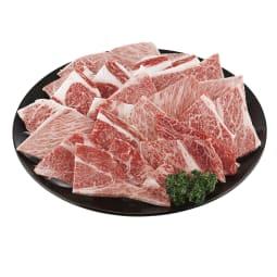 【岩手県】前沢牛 焼肉用 肩ロース600g