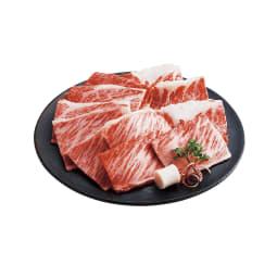 【宮城県】仙台牛 焼肉用 肩ロース400g