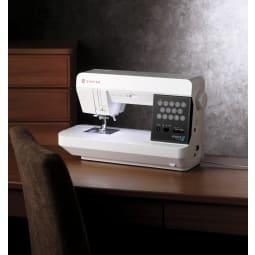 【SINGER】コンピュータミシン 約幅47.5×奥18.6×高さ30cm  約8.5kg