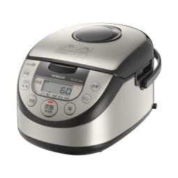 【日立】IHジャー炊飯器 シルバー