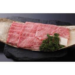 【滋賀県】近江牛 すき焼用 肩ロース450g
