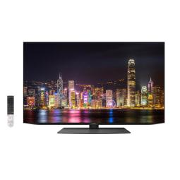 【シャープ】48型4K対応有機ELテレビ