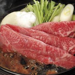 【茨城県】常陸牛モモすき焼き 500g