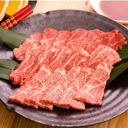 【鹿児島黒牛】ロース焼肉 1kg