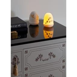 リヤドロ Dome Lampコレクション ドームランプ(鯉)