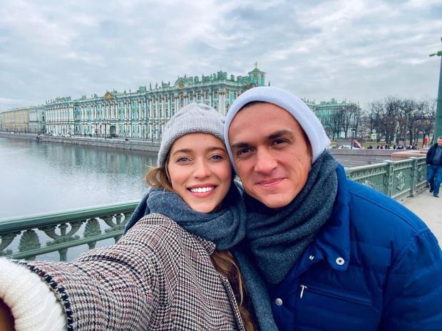 Регина Тодоренко и Влад Топалов – красивая пара: романтические фото знаменитых супругов
