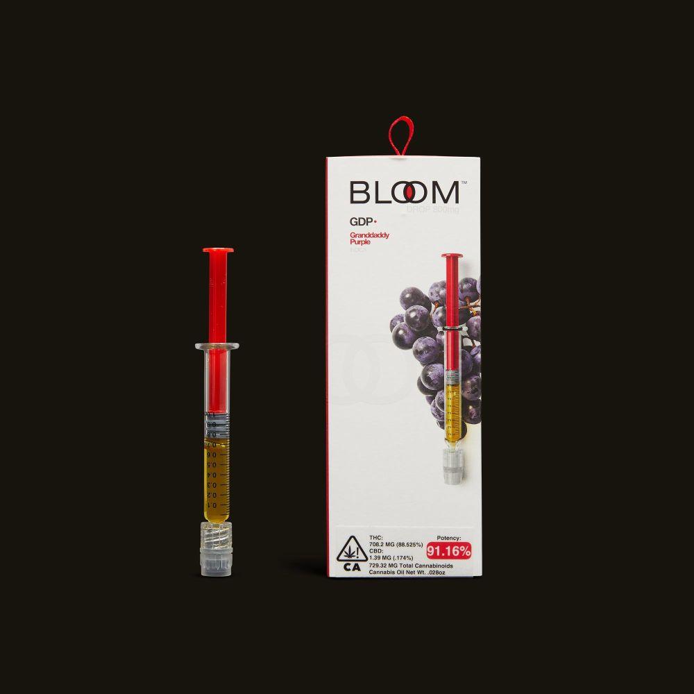 Bloom Brands Granddaddy Purple Drop