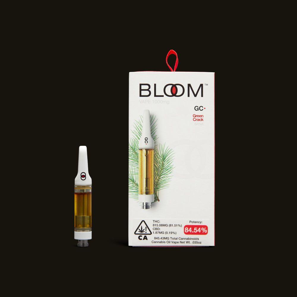 Bloom Brands Green Crack Cartridge - 1g
