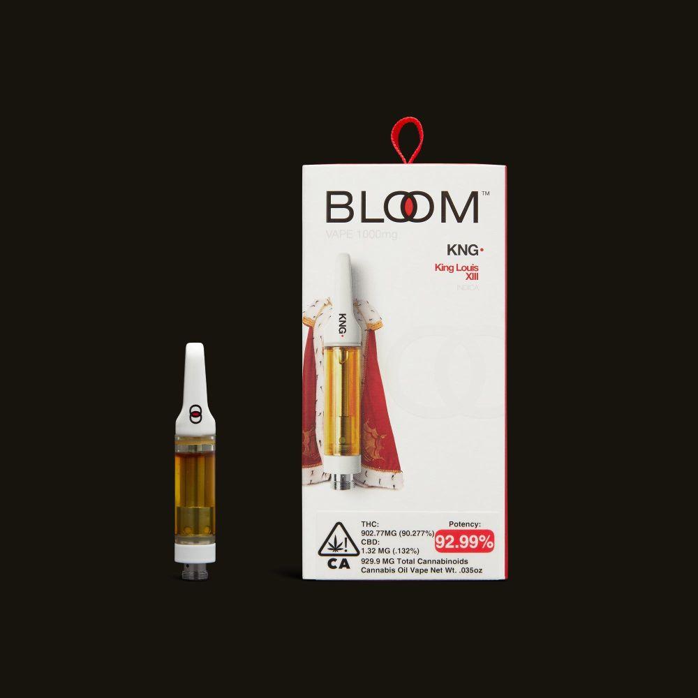 Bloom Brands King Louis Cartridge - 1g