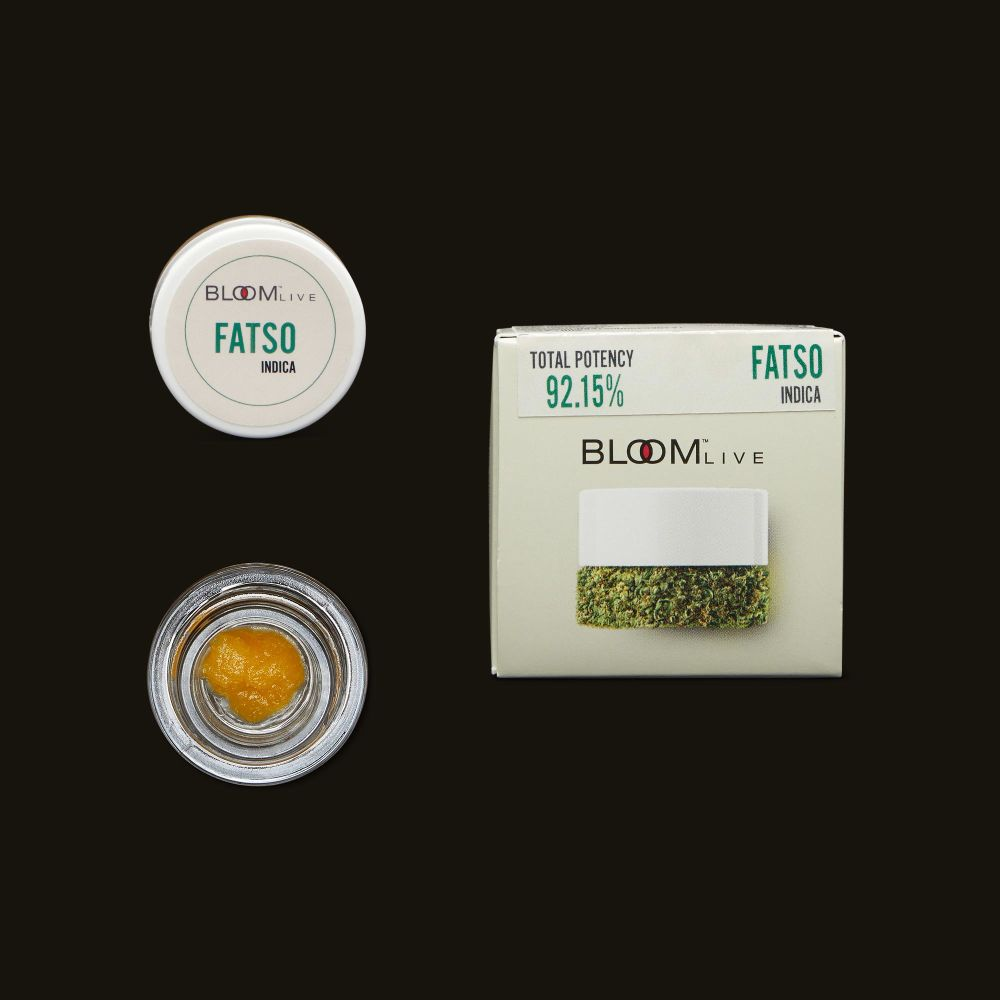 Bloom Brands Fatso Live Budder