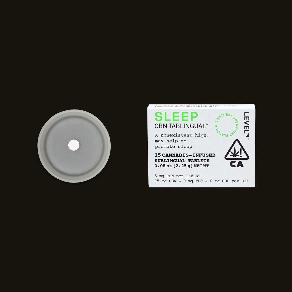 LEVEL Sleep Tablingual