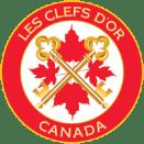 Les Clefs d' Or Canada logo
