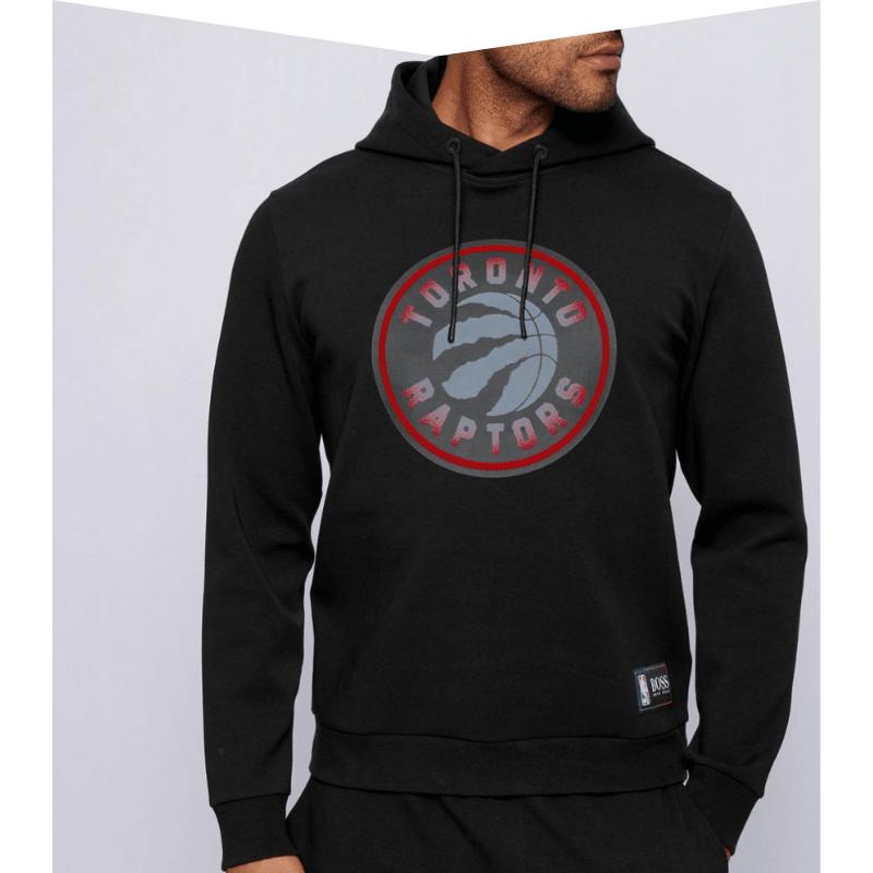 Black Toronto Raptors hoodie
