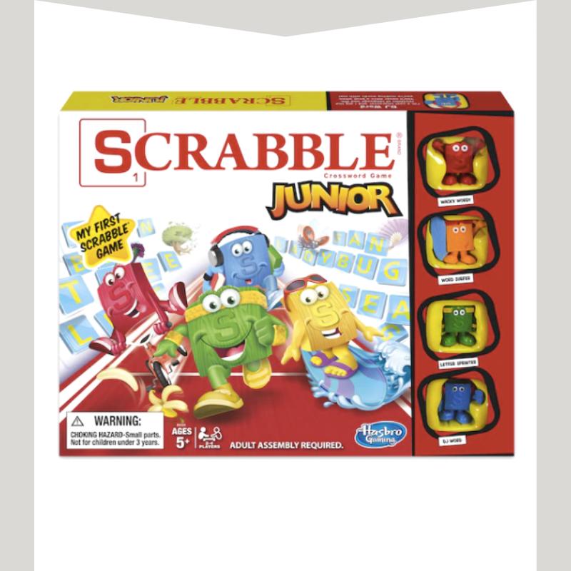 Scrabble game for children