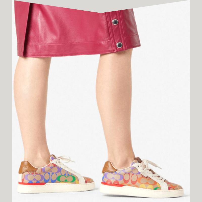 Coach Pride sneakers