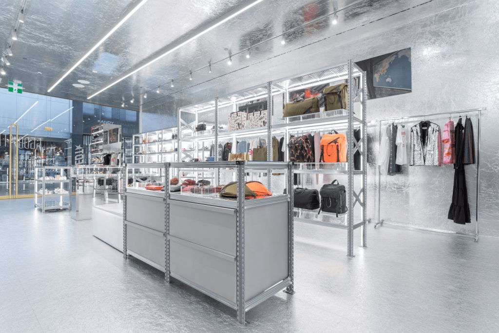 Golden Goose at Yorkdale store interior