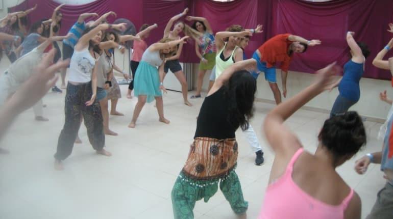 ריקוד אפריקאי: הצבעוני והשמח שאי פעם תרקדו