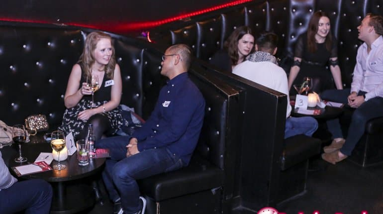 Speed dating london mahiki mayfair