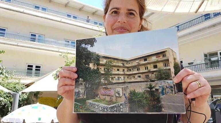 מותאם קורונה: סיור עצמאי בעקבות נשים פורצות דרך בת״א