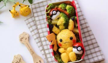 Pokemon Bento Workshop With Little Miss