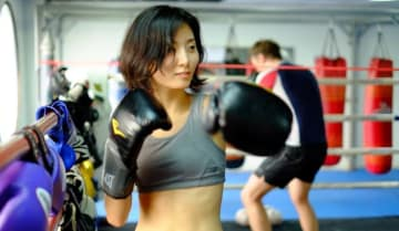 Bbw boxing