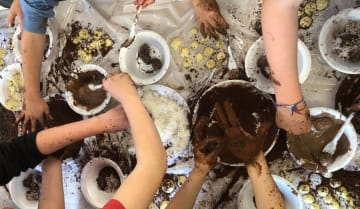 Chocolate Making Workshop Salford