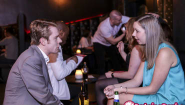 speed dating london age 20