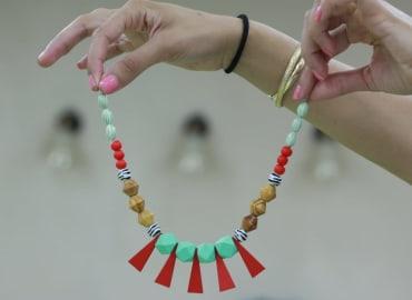 סדנת הכנת תכשיטים אצלכם בבית: פאנזינג לייב