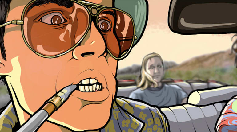Fear & Loathing in Las Vegas | with Popcorn & Beer