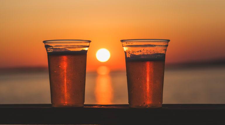 בירה על הגג - סדנה להכנת בירה ביתית מול השקיעה