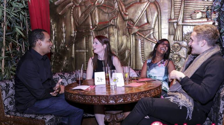 speed dating London Anglia fekete keresztény társkereső hálózat
