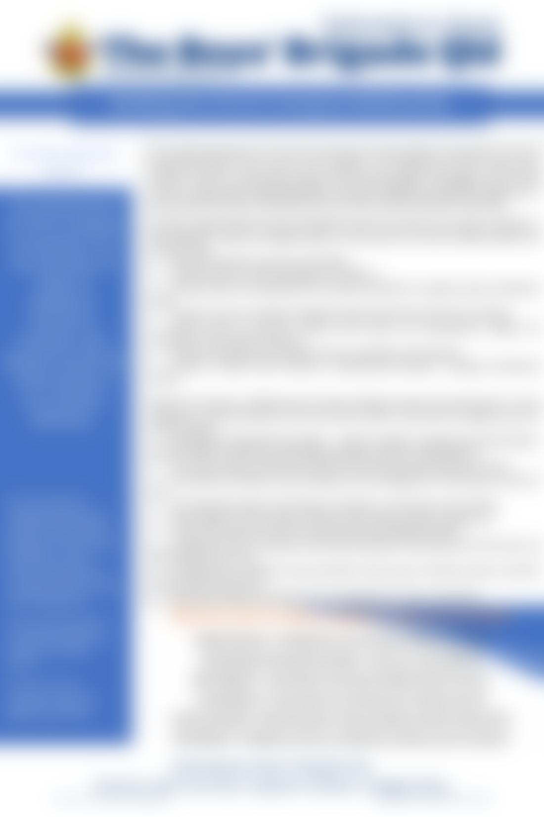 Info Sheet - Funnel Marketing Strategy Part 2 Interest 2020