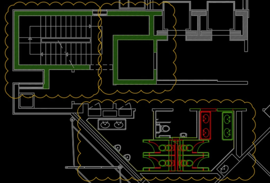AutoCAD 2019 for Mac DWG Compare