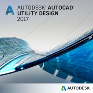 AutoCAD Utility Design 2017 badge