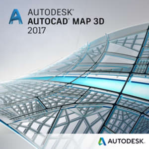 AutoCAD Map 3D 2017 badge