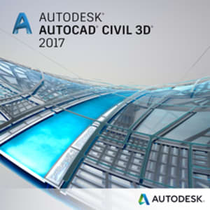 AutoCAD Civil 3D 2017 badge