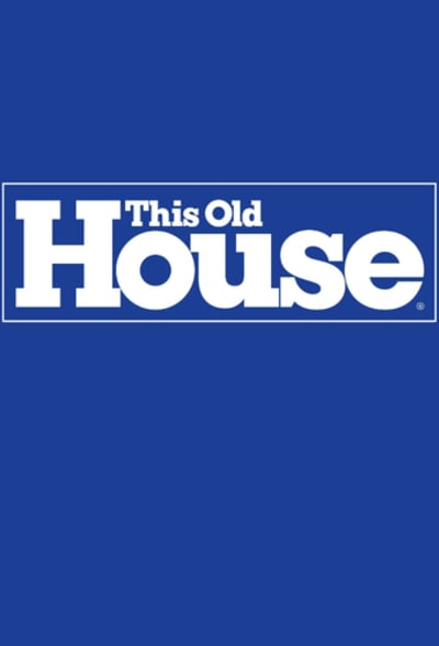 Design Shows: This Old House
