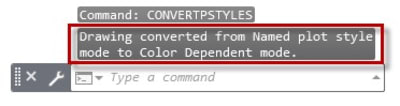 convert STB and CTB AutoCAD