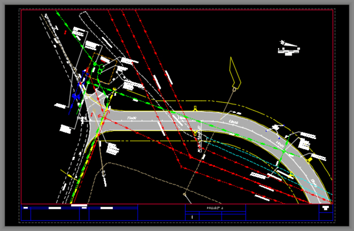 Annotations in AutoCAD