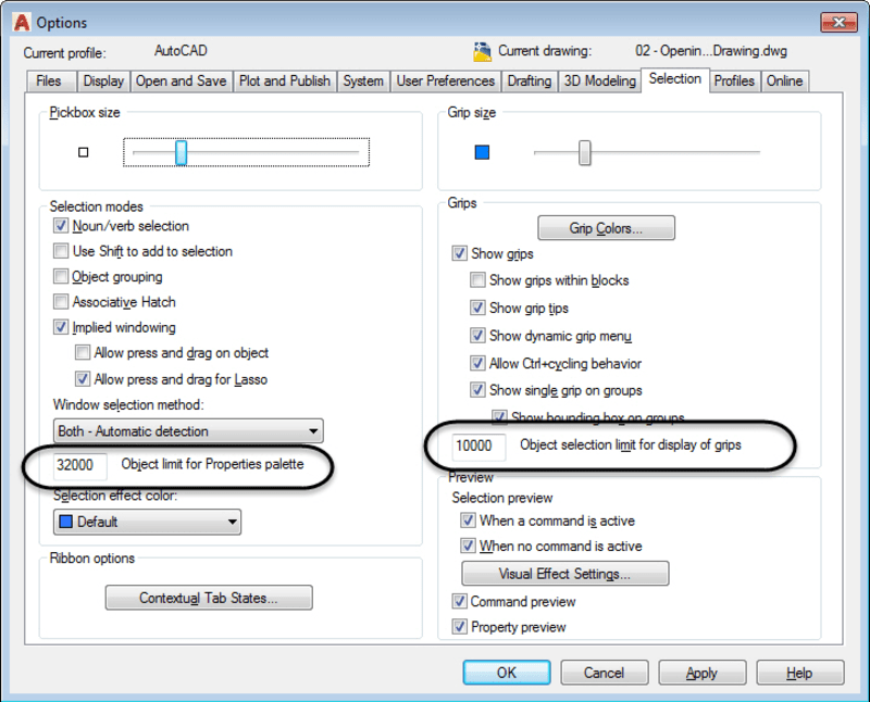 Select This, Select That – AutoCAD Selection Tips #1