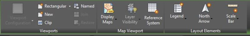 Map 3D toolset options AutoCAD