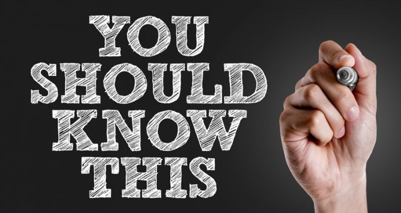 """AutoCAD trivia """"You should know this"""" sign"""