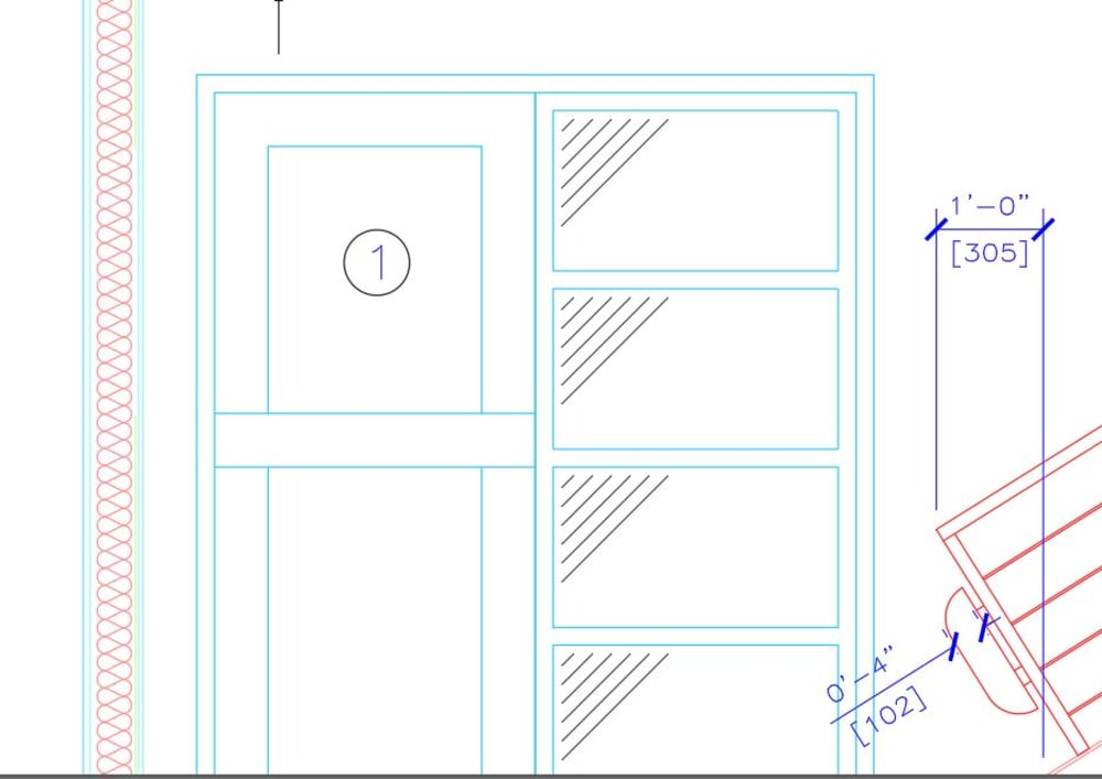 callout in AutoCAD