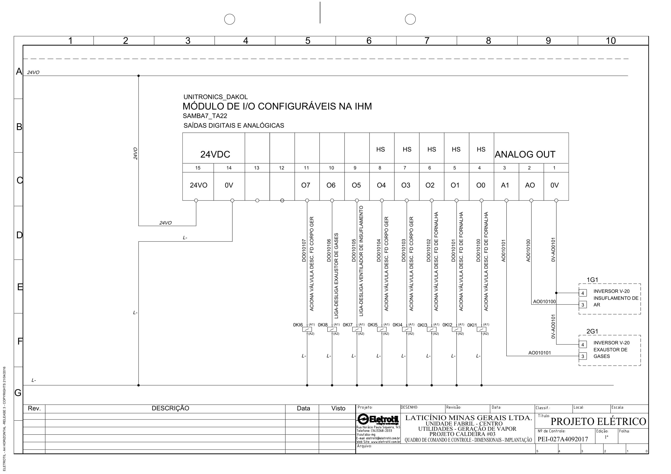 Electrical Design AutoCAD Electrotil