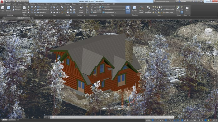 AutoCAD: Adding 3D Modeling to 2D Designs