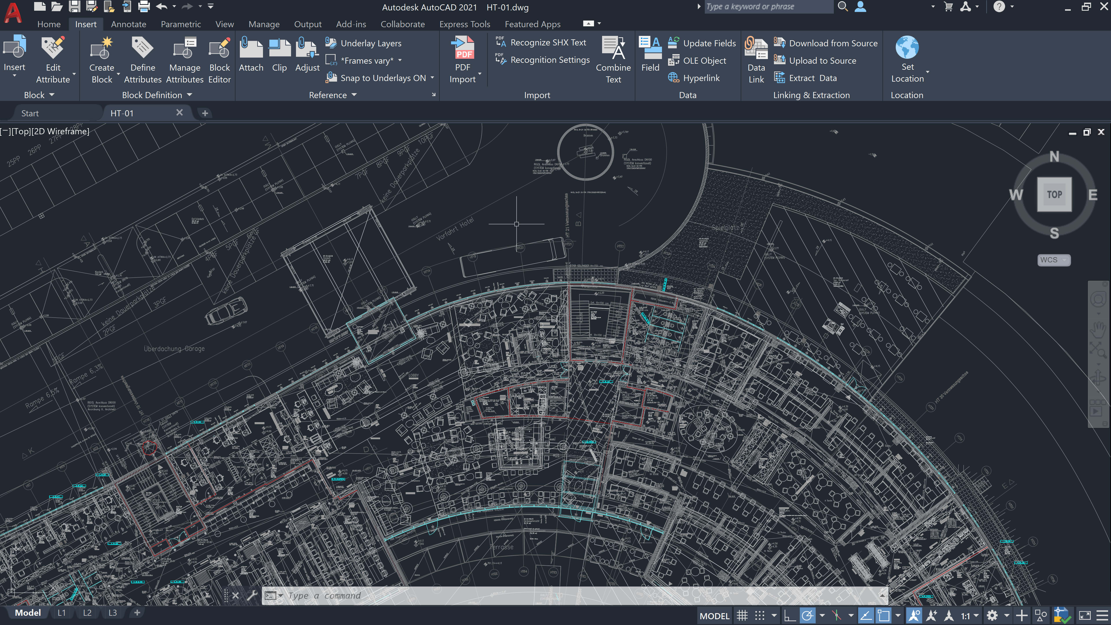 AutoCAD 2021 performance